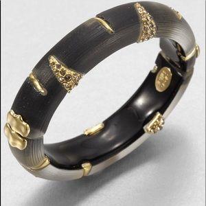 Alexis Bittar Lucite Durban Hinge Bracelet